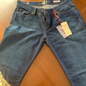 Brand new, with tags, jeans